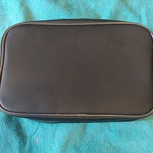 Yves saint Laurent travel case/makeup bag